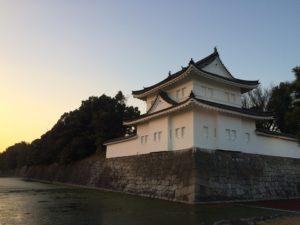 le chateau de Nijo