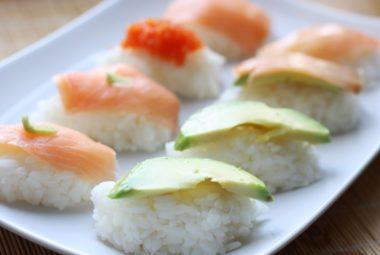 Suivez les étapes pour faire le riz des sushis