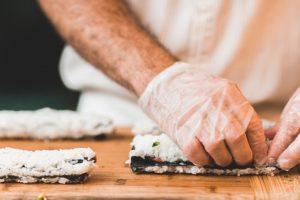 sushis fait maison